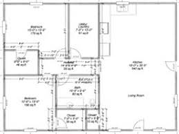 home blueprints free barn house plans free