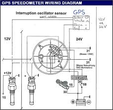universal speedometer wiring diagram diagram wiring diagrams for