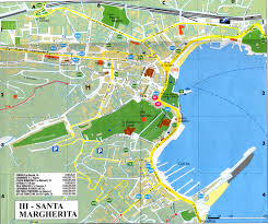 Map Of Genoa Italy by Santa Margherita Italy Cruise Port Of Call