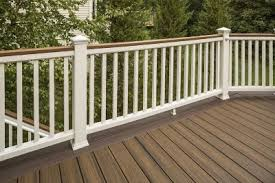 Banister Rail And Spindles Trex Transcend Composite Deck Railing Trex