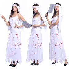 Ghost Bride Halloween Costume Compare Prices Halloween Costume Bride Shopping Buy