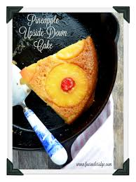 pineapple upside down cake and bethpage camp resort