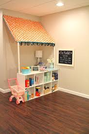 the market grocery store for kids with pvc