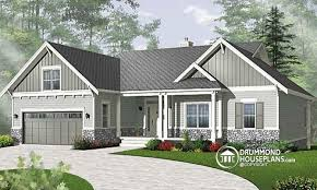 one story house plans with walkout basement 4 bedroom craftsman bungalow house plans house decorations