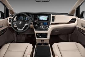2015 minivan 2015 toyota sienna first drive motor trend