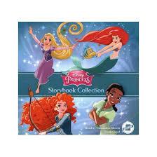 disney princess storybook collection library edition unabridged