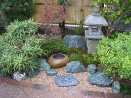 Japanese Rock Garden Plants Small Space Japanese Garden 10 15 Pinteres Asian Landscape Plants