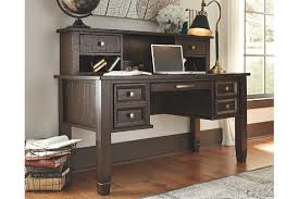 Computer Desk And Hutch Townser 60