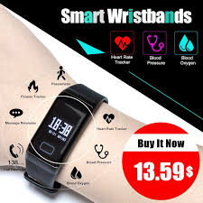 blood pressure bracelet images F1 smart band blood oxygen blood pressure watches fitness sport jpg