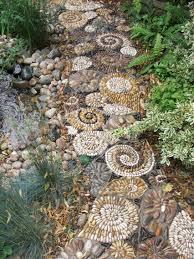 mosaic garden design at harrogate flower show craft courses