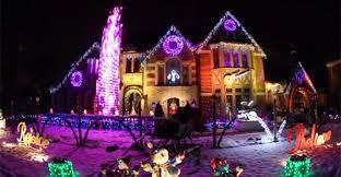 holiday house lighting light show design live design