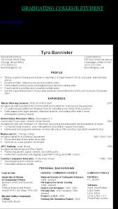 Student Resume Format Best Resume Format For Final Year Engineering Students Best