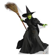 oz the great and powerful wicked witch costume life size glinda the good witch cardboard standup