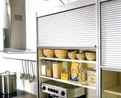 Sliding Door Kitchen Cabinets Sliding Pantry Doors Captivating Kitchen Best Sliding Pantry Doors