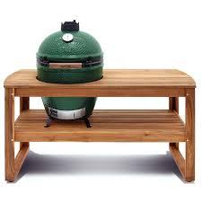 Hardwood Tables Acacia Big Green Egg