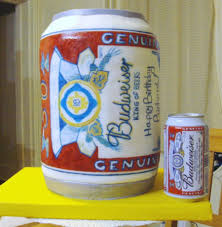 beer can cake budweiser beer can grooms cake cakecentral com