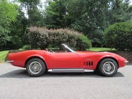 1969 corvette stingray for sale 1969 l46 corvette stingray convertible w factory side pipes for
