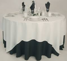 rental table linens setting the table linens flatware rental broadview
