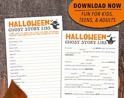 printable thanksgiving mad lib favor school