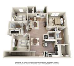 Luxury Apartment Floor Plans Carrington Place Luxury Apartments Rentals Houston Tx
