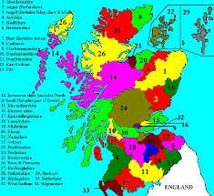 map of scotland and genuki county map of scotland scotland