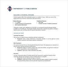 federal resume builder federal resume builder new 2017 resume format and cv sles