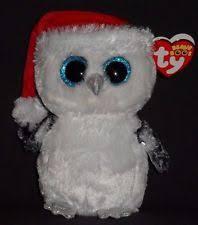 ty beanie boos tinsel christmas owl 6