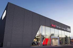 lexus zaragoza ocasion audi center zaragoza el nuevo espacio de los 4 aros en la capital