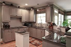 Creative Cabinets And Faux Finishes LLC Modern Kitchen - Faux kitchen cabinets