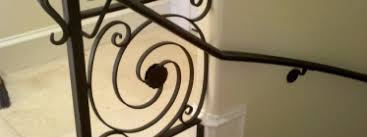 stairways aaron ornamental iron works