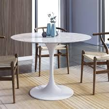 round marble kitchen table saarinen dining table tulip round marble dining table saarinen round