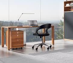 Modern Oak Desk Oak Desks Wharfside Luxury Oak Furniture