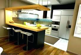 cuisine ouverte avec bar sur salon bar cuisine americaine cuisine semi ouverte sur salon cuisine