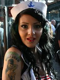 bbc news in pictures international london tattoo convention