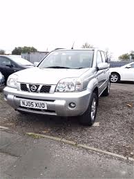 nissan cima 2007 2005 nissan x trail 4wd 2 2 diesel fully loaded in beeston west