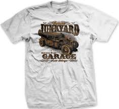 auto junkyard germany lunkyard garage auto salvage hotrod classic car racing mens t