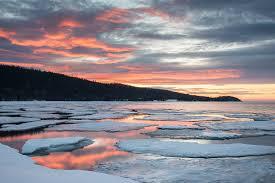 travisnovitsky photo keywords winter lake superior