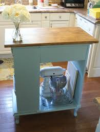 man island but crafty woman can build one desk kitchen island diy hystericallyeverafter