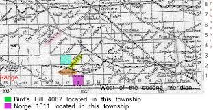 Map Of Western Canada by Bird U0027s Hill District 4067 Saskatchewan Gen Web One Room