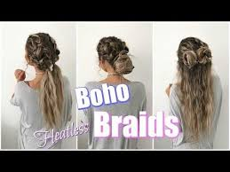 heatless hair styles 15 heatless hairstyles easy and quick lovevie