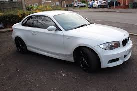 bmw m sport coupe bmw 1 series coupe m sport in sandwell midlands gumtree