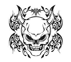 tribal skull ski0002 2 49 canstralian com