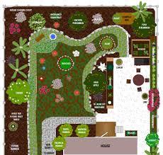 plans for small houses design garden layout screenshot of a designed using gardenas my