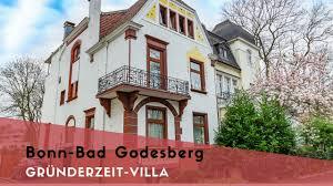 Einfamilienhaus Zu Kaufen Bonn Bad Godesberg Gründerzeit Villa Zu Kaufen Garage