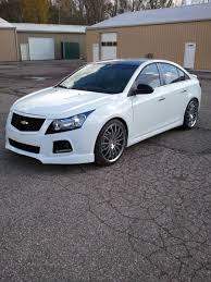 have summit white cruze then get in here