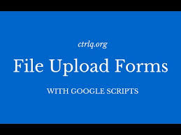 Google Drive Resume Upload How To Create Google Forms With File Uploads