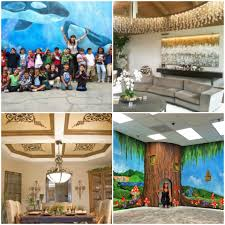 Wall Mural Country Forest Road Metallic Plaster Modern Masters Cafe Blog