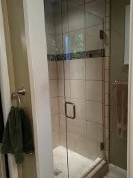 heavy glass shower door glass replacement scott u0027s glass u0026 fabrication chico ca