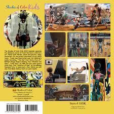 shades of color kids by frank morrison 2018 black art