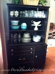 Pottery Barn Kitchen Hutch by Hutch With Chicken Wire Can Update My China Cabinet To This Sort